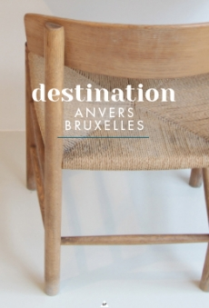 DESTINATION Anvers+Bruxelles