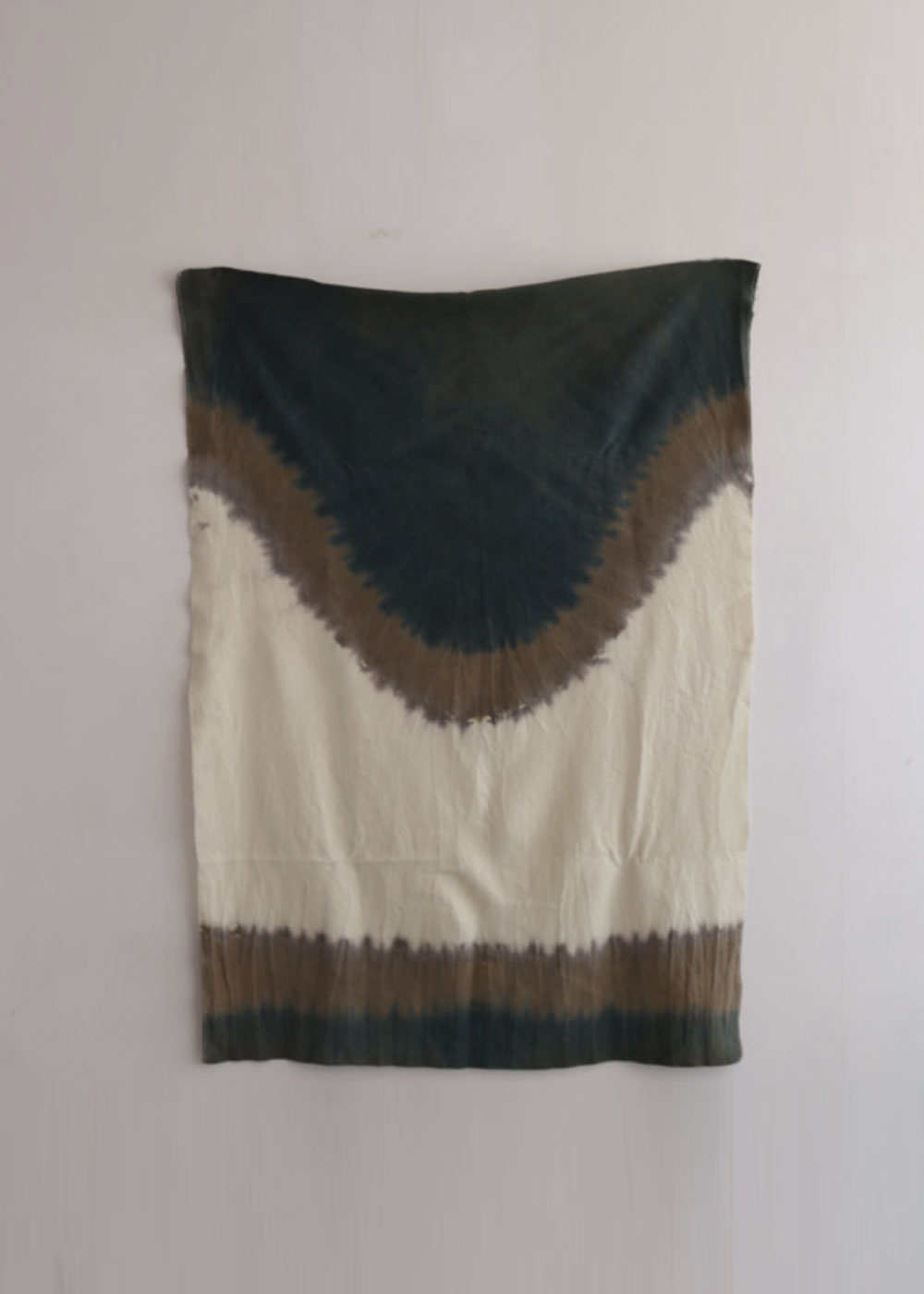 DYED WOOL THROW BLANKET