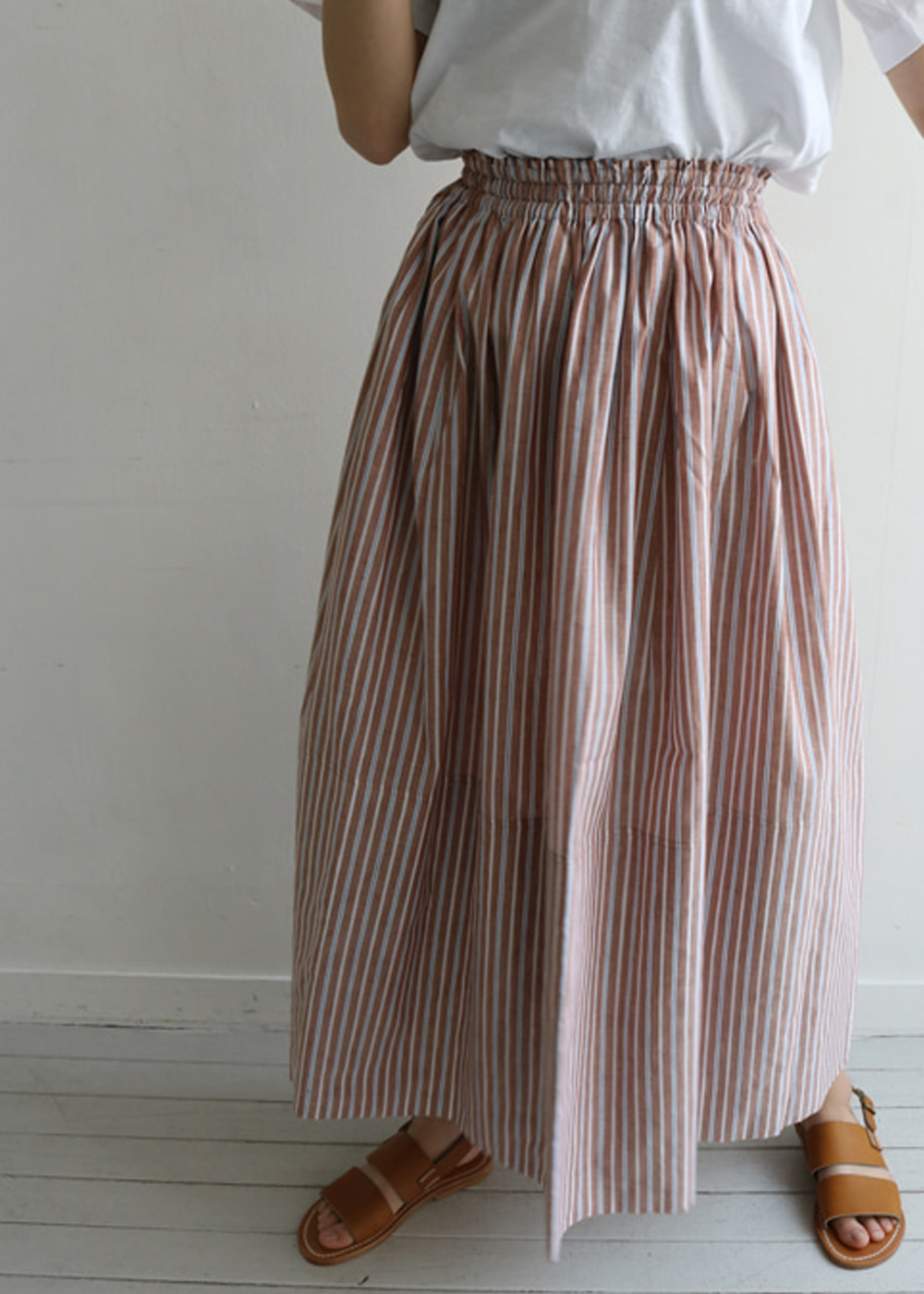 Stripe Nomad Skirt