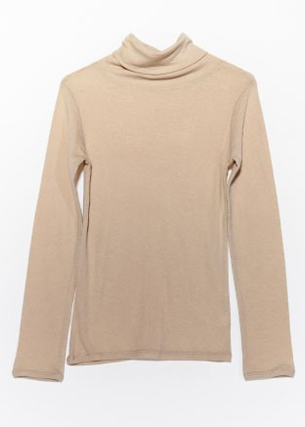 Tripoli Turtleneck Sleeve - Nude