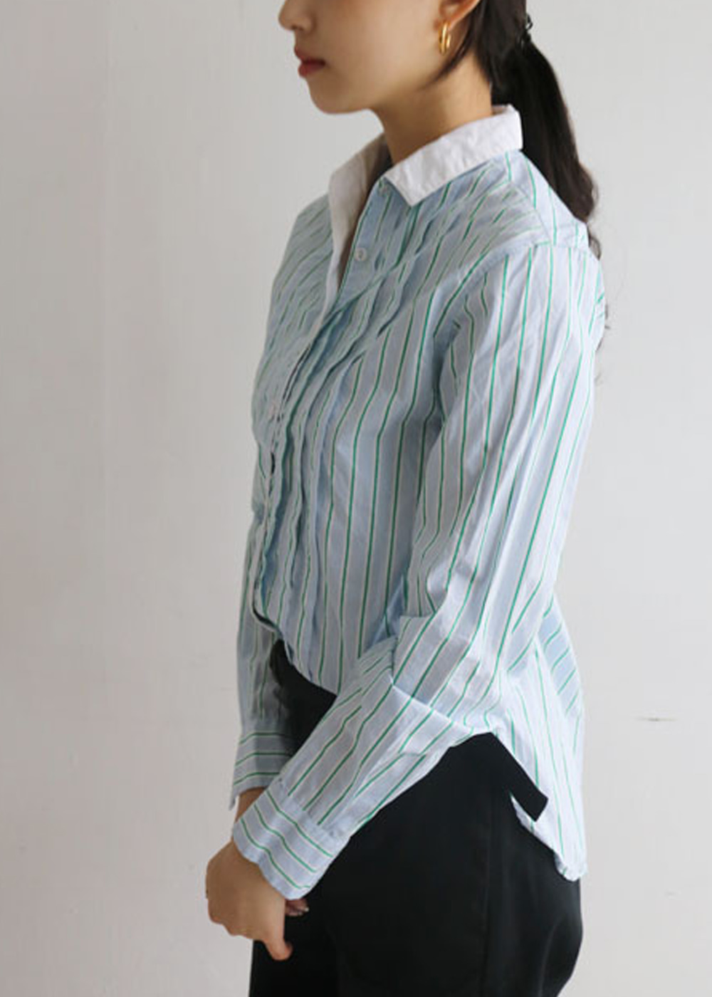 MEN'S SHIRTING CLERIC SHIRT