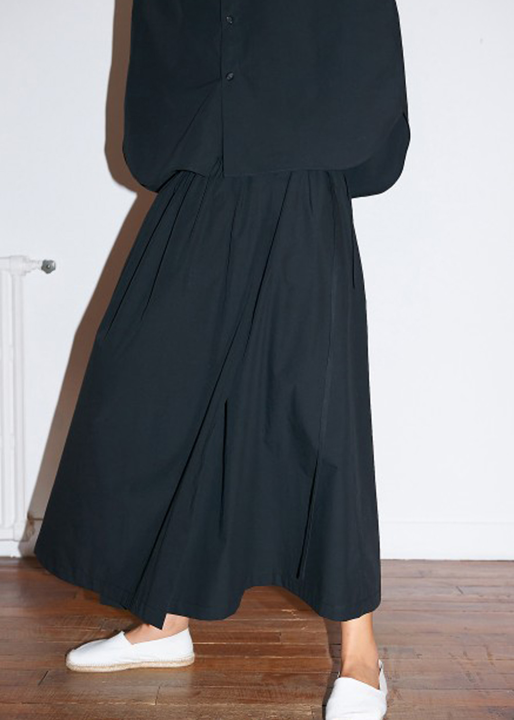 Japanese Cotton Pareo Skirt