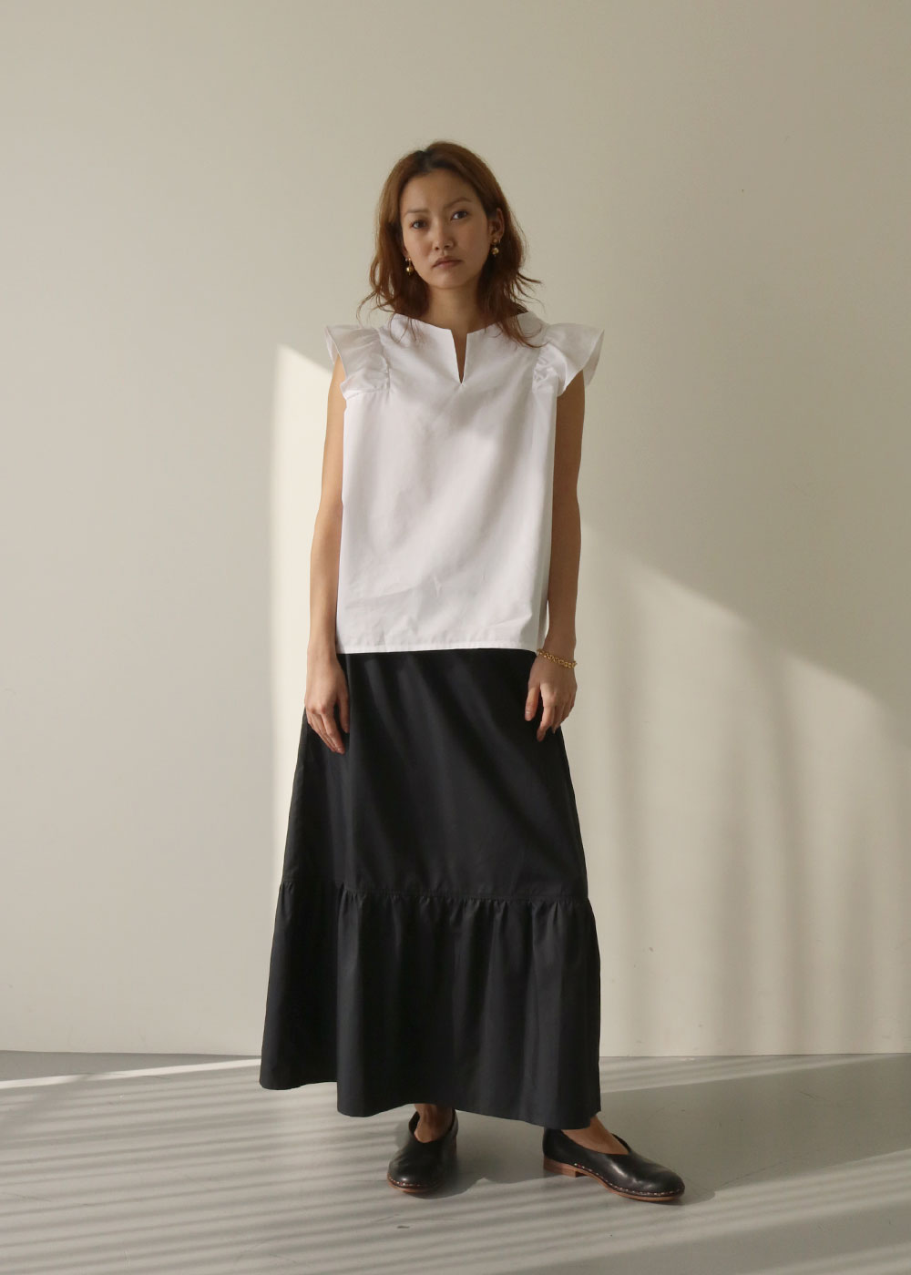 Jupe Major Skirt - Black