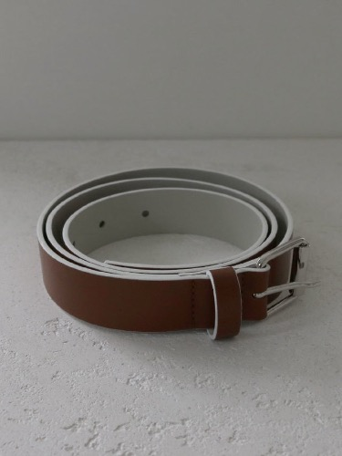 VIRGINIA WIDE BI-COLORED BELT - 25mm