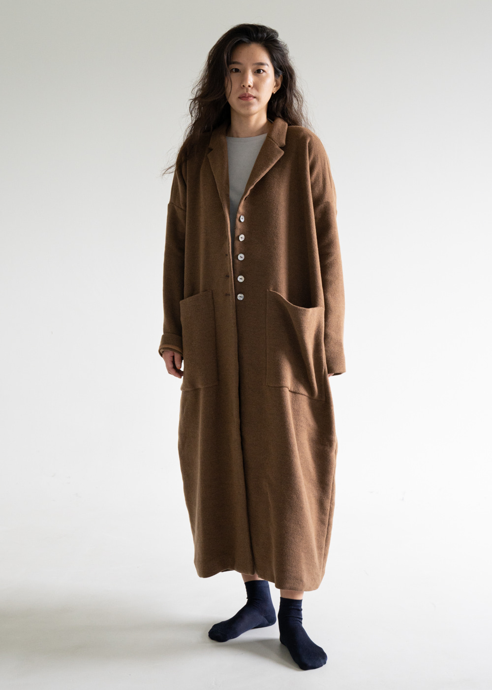 LONG COAT WL