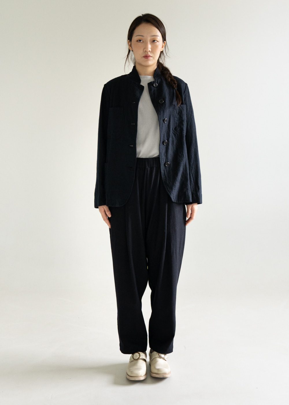 VERGER PANT - wool