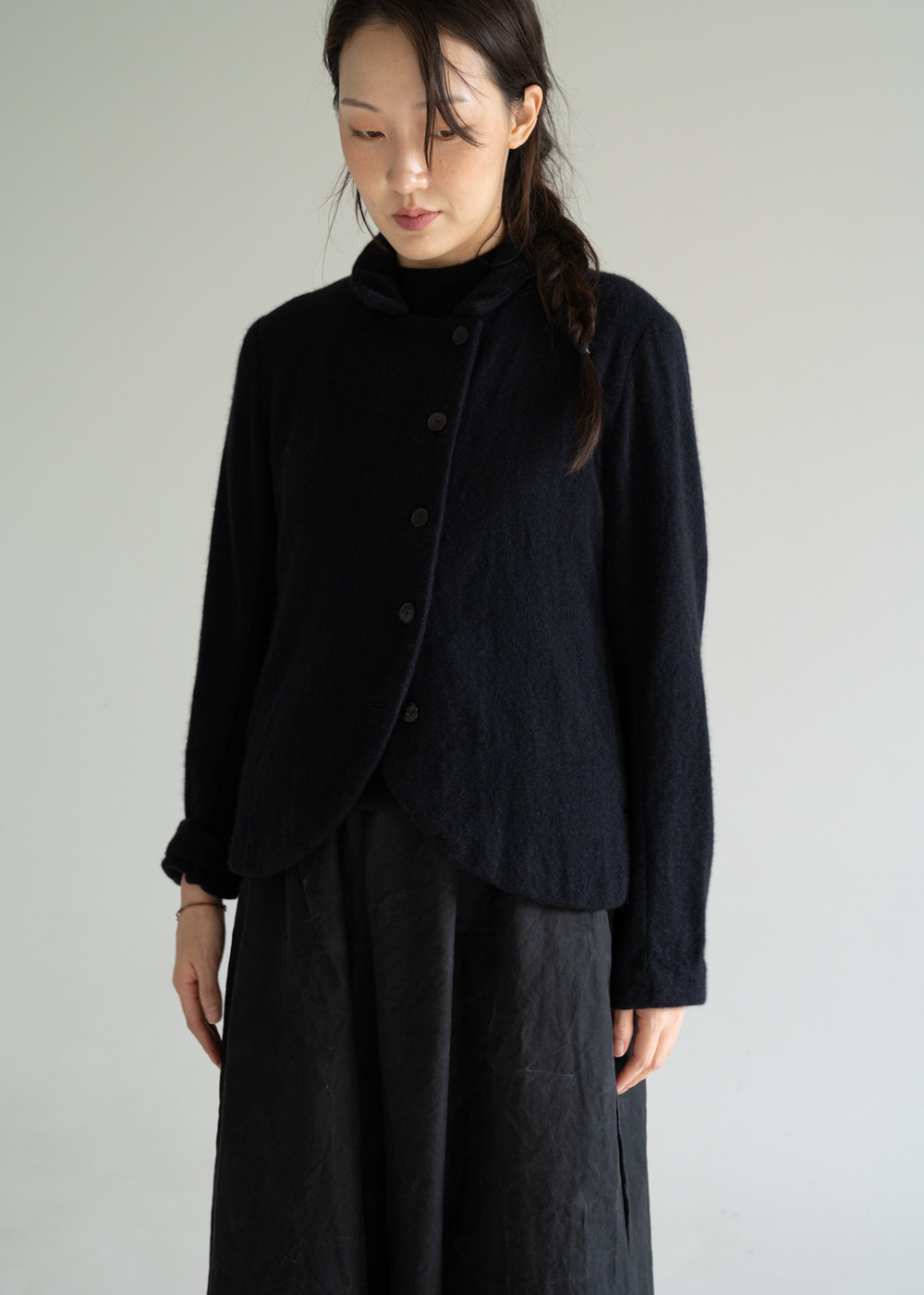 ALLY CASHMERE JACKET