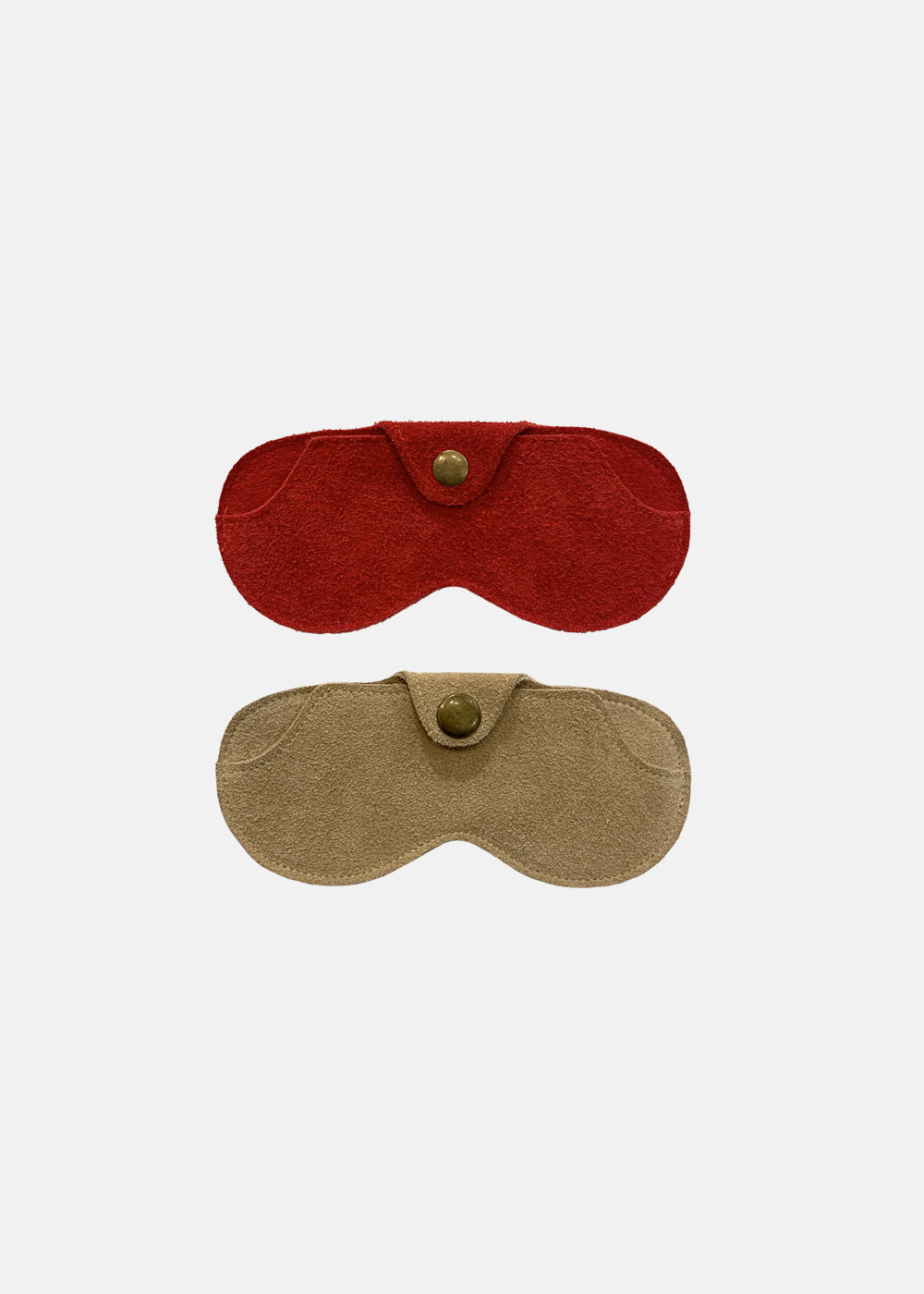 Sunglasses Pouch - Suede