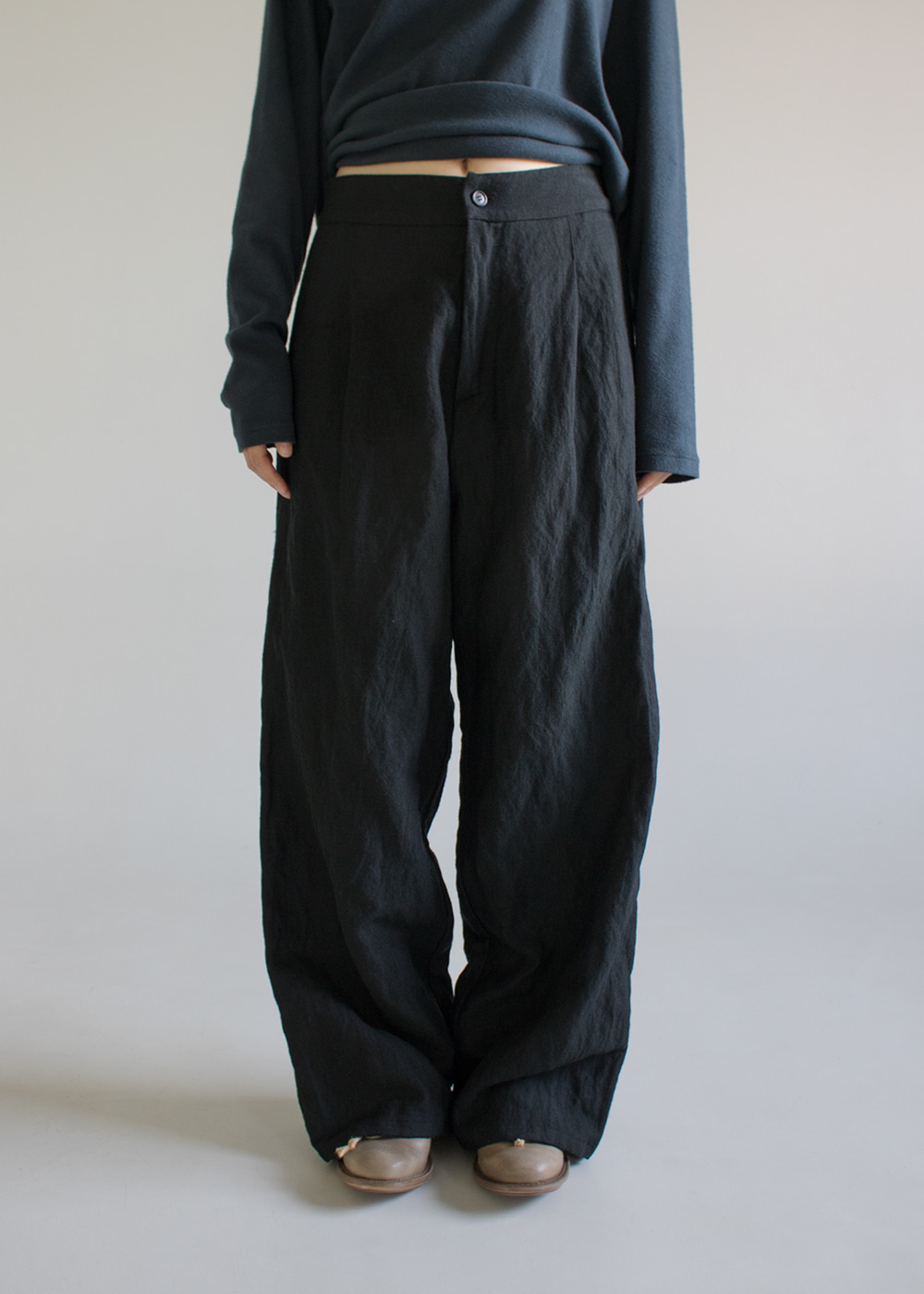PANTS - green black