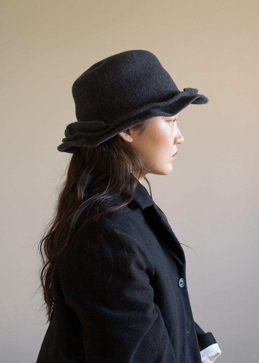 Nightbird Hat - Dark Grey