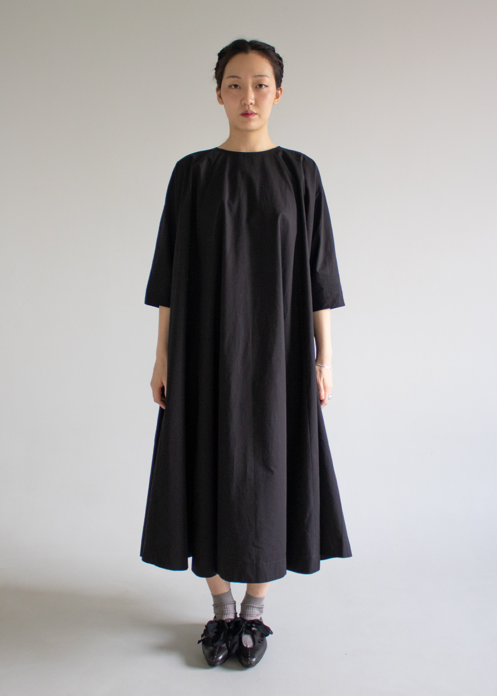 Soleil Dress - Black