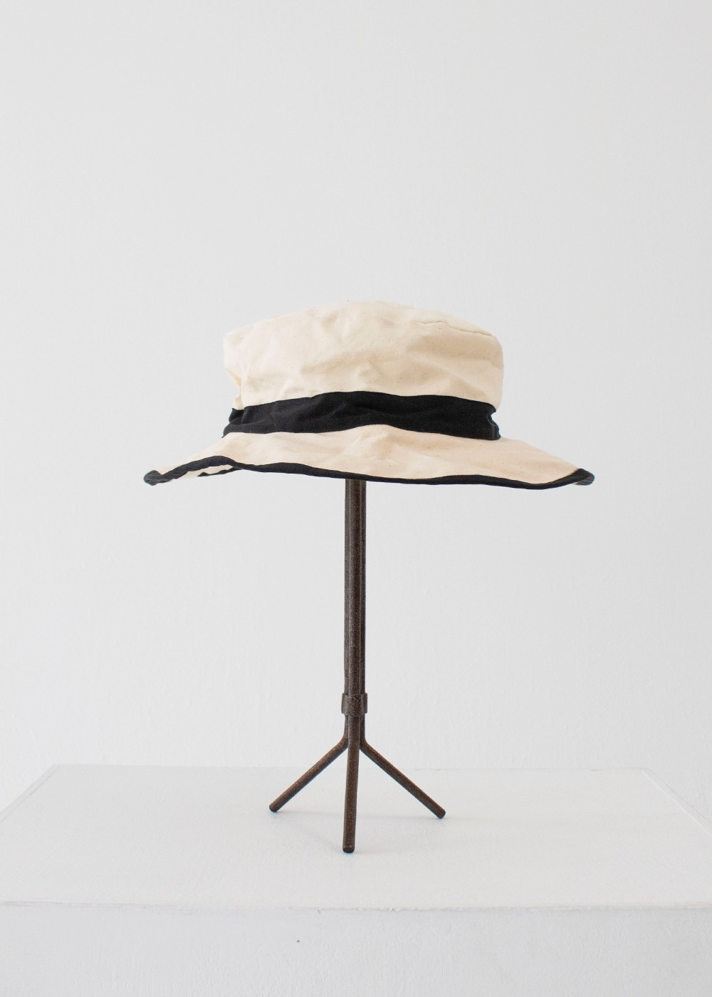 Canotier Cotton Hat